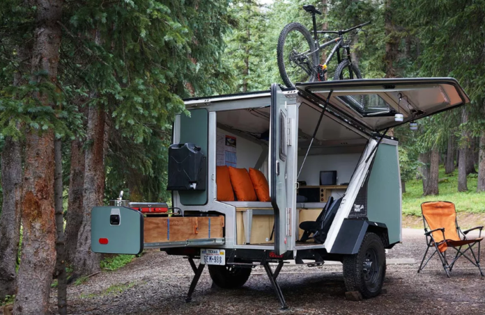 Travel Trailers Under 1500 lbs