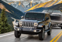 How Much Can a Jeep Wrangler Tow?