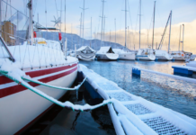 Can You Live on a Boat in a Marina?